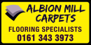 albion mill carpets logo