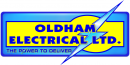 oldham electrical logo