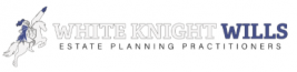 white knight wills logo